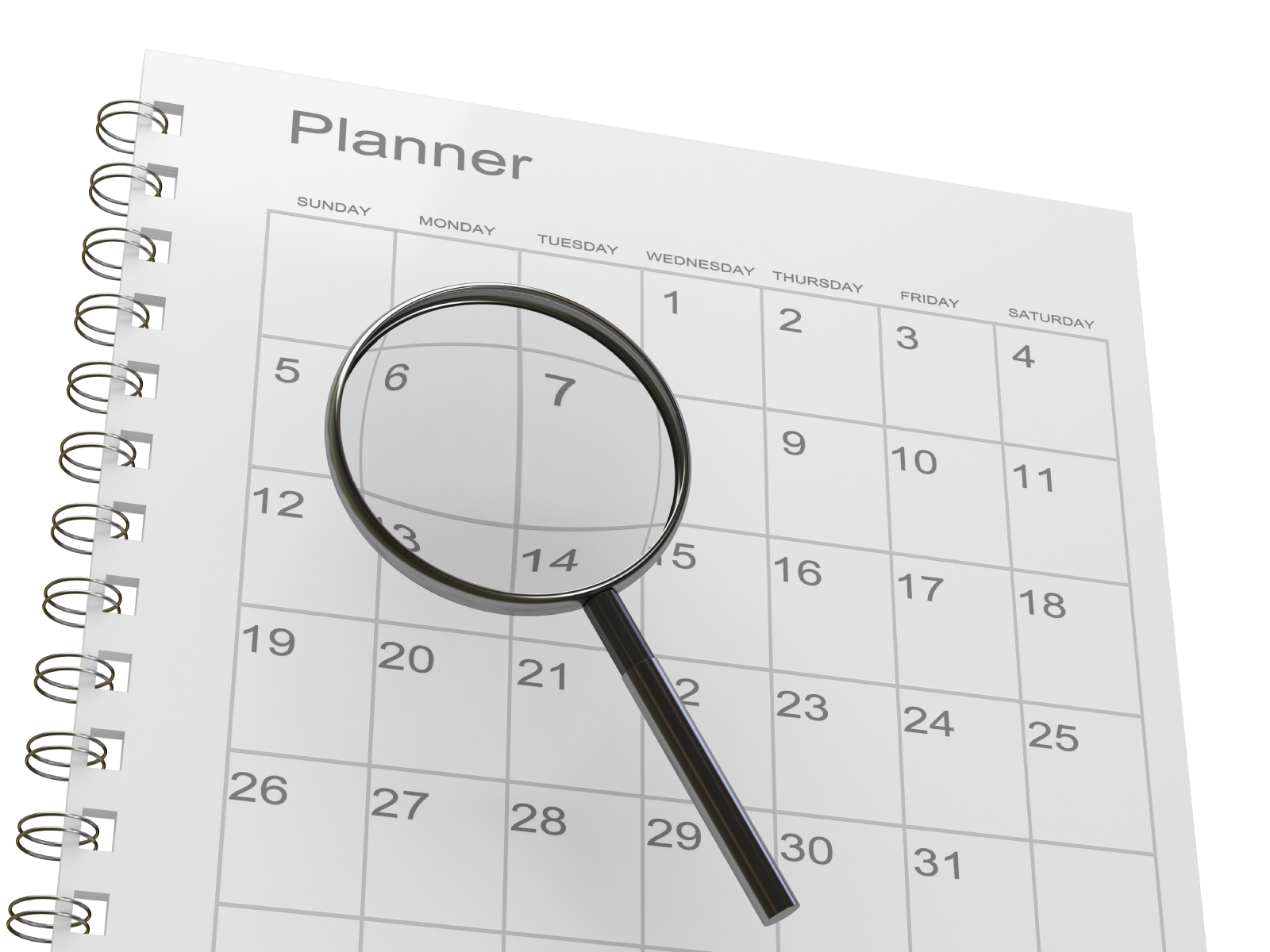 College Planning Calendar for High School Seniors