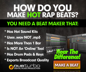 Make your own RAP Beats