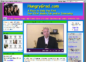 How Do I Get Into Media | Introducing HungryGrad.com 2