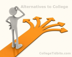 Image of College Alternatives: Decisions